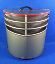 VINTAGE ROYAL MASTER ART DECO SPACE  HEATER 15 INCH TALL IN WORKING CONDITION