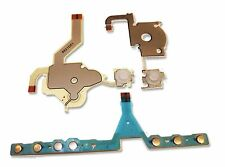 SONY PSP 3000 REPLACEMENT HOME  VOLUME START KEY RIBBON CABLE SET UK Seller