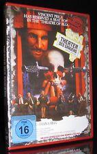 DVD THEATER DES GRAUENS - HORROR CULT UNCUT - VINCENT PRICE + DIANA RIGG * NEU *