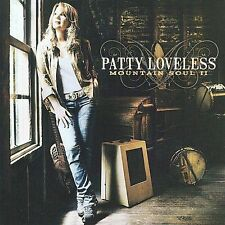 Mountain Soul II by Patty Loveless (CD, Sep-2009, Saguaro Road)
