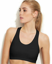 JOCKEY LOW IMPACT  SEAMFREE JK-6997 REMOVABLE CUP SPORTS BRA SZ SMALL  $32 NWT