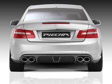 Piecha RS Heckdiffusor Mercedes E-Klasse C207 Coupe AMG Styling