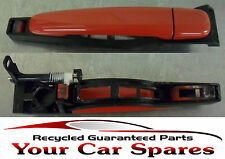 Peugeot 307 - 5 Door - Passenger Side Front Exterior Door Handle - Red EKBB