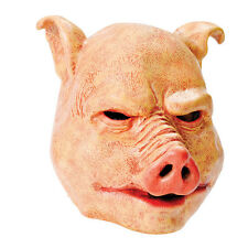 HORROR PIG LATEX MASK ADULT FANCY DRESS HALLOWEEN