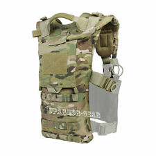 MultiCam MOLLE PALS Camel Pack 2.5L Bladder Water Hydration Carrier (CONDOR 242)
