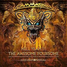 Hell Yeah!!!: The Awesome Foursome (And the Finnish Keyboarder Who Didn't Want t