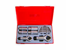 Teng Tools TTSN11 Dismantling set of screw & stud bolt extractors, nut splitters