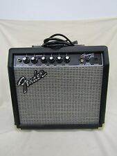 Fender Frontman 15G 15 watt Black Electric Guitar Amplifier