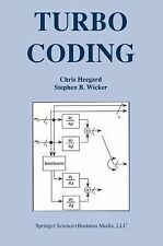 Turbo Coding (The Springer International Series in Engineering and Computer Sci
