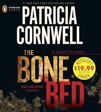 The Bone Bed 20 by Patricia Cornwell (2014, CD)