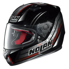 CASCO INTEGRALE NOLAN N64 N-64 MOTO GP - 62 metal black TAGLIA S