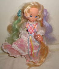 LADY LOVELY LOCKS DOLL WITH 3 PIXIETAILS AND SHOES