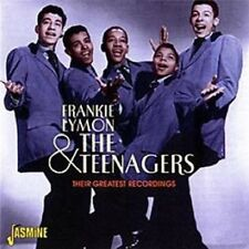 FRANKIE & THE TEENAGERS LYMON - THEIR GREATEST RECORDINGS 2 CD NEU