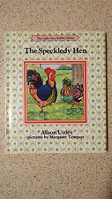 The Speckledy Hen by Alison Uttley (Hardback/dj 1986) LIKE NEW