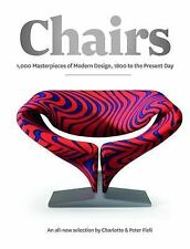 CHAIRS - NEW PAPERBACK BOOK