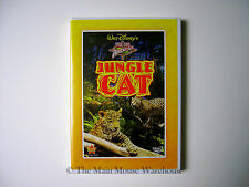 Walt Disney's True Life Adventures JUNGLE CAT Amazon Nature Documentary on DVD