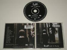 KORN/LIFE IS PEACHY(IMMORTAL/485369 6)CD ALBUM
