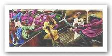 AFRICAN AMERICAN ART PRINT Can I Get a Witness Frank Morrison 36x16
