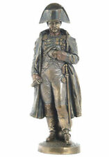 French Emperor Napoleon Bonaparte Statue Military Leader Sculpture Figurine