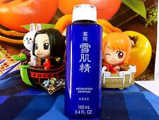 KOSE Medicated Sekkisei Whitening Lotion Toner 100ml authentic New no Box