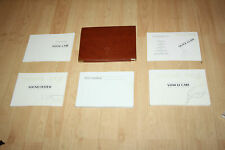 OWNERS PACK HANDBOOK / MANUALS + WALLET SET - Jaguar XK8 XKR 4.2 2002-2004 #0277