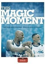 Espn Films 30 For 30: This Magic Moment (2016, REGION 1 DVD New)