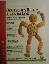 Aufkleber/Sticker: CMA Deutsches Brot alles im Lot (20071649)
