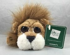 Carnie Lion Baby Lil Peepers Russ Berrie Mini Plush Zoo Jungle King Safari New 5