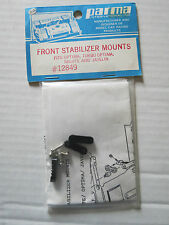 Kyosho Optima Turbo Salute Javelin Front Stabilizer Mounts by Parma 12849