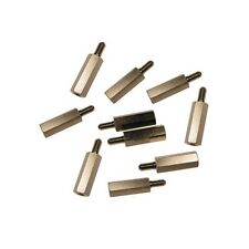 10 Distanzbolzen M4 x 20 mm Innen-Aussen Abstandsbolzen 20mm 853791