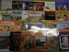 Houghton Mifflin Reading Grade 6 Leveled Readers Language Support 24 Books