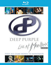 Deep Purple: Live at Montreux 2006 - They All Came (2008, Blu-ray NIEUW) BLU-RAY