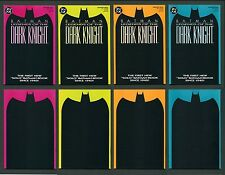Batman: Legends of the Dark knight #1(1989)  4 - Issue SET   9.8 - 9.9 MINT