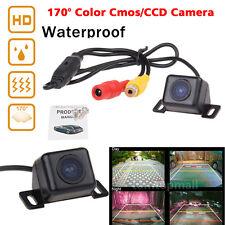 170° Etanche CCD CMOS Caméra de Recul Arriere Voiture Vehicule Car Rear View Kit