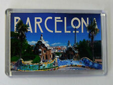 Parc Guell Barcelona Fridge Magnet- Free Postage