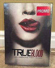 Sealed Copy True Blood - The Complete First Season (DVD, 2009, 5-Disc Set)