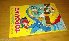 TOPOLINO LIBRETTO # 868-LUGLIO 1972-WALT DISNEY-MONDADORI-CON BOLLINO ###