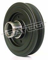 POWERBOND HARMONIC BALANCER FOR TOYOTA HIACE 1.8L 2Y 4CYL YH50 CARB 1/1983-2/84