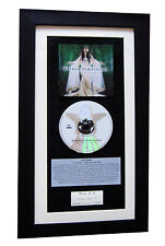 WITHIN TEMPTATION Mother Earth CLASSIC CD TOP QUALITY FRAMED+EXPRESS GLOBAL SHIP