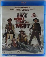 Once Upon a Time in the West (Blu-ray, 2013) Western/Drama, Disc is Mint
