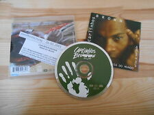 CD Ethno Carlinhos Brown - Bahia Do Mundo (13 Song) EMI DELABEL
