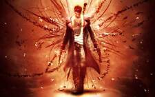 POSTER DEVIL MAY CRY 2 3 4 5 DANTE DMC PS3 XBOX 360 VERGIL DANTE'S AWAKENING #5