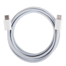 USB 3.1 Type C Male to USB 3.1 Type C Male Extension Data Cable 2M White