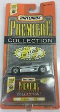 Matchbox Ferrari F50 Silver 1998 World Class Series 15 Premiere Collection. New.