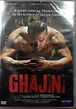 Ghajini - Aamir Khan - Official Bollywood Movie DVD ALL/0 English Subtitles