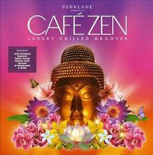 CAFE ZEN - Luxury Chilled Grooves [2CD Box Set]  Various Artists **NEW**
