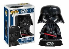 "STAR WARS CLASSIC DARTH VADER 3.75"" POP VINYL FIGURE FUNKO 01"