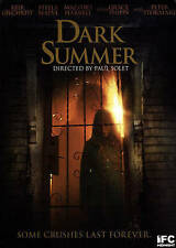 DARK SUMMER - PETER STORMARE  GRACE PHIPPS  2015 HORROR DVD
