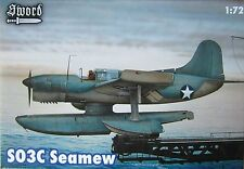Sword 1/72 SW72048 Curtiss SO3C Seamew model kit