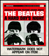 THE BEATLES A HARD DAY'S NIGHT ALTERNATE ALBUM COVER